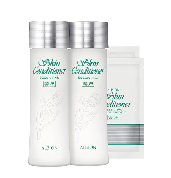 ALBION SKIN CONDITIONER ESSENTIAL DUO 330ml