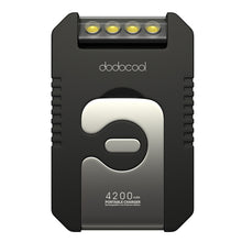 Load image into Gallery viewer, dodocool 4200mAh Portable太陽能充電器