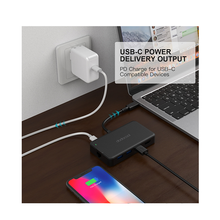 Load image into Gallery viewer, dodocool 7-in-1 USB-C 多功能轉換器 (包電源)