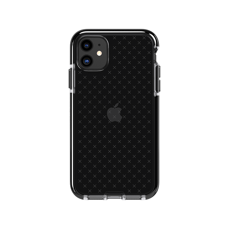 Tech21 EVO CHECK Black保護殻 - iPhone 11 / Pro / Pro Max專用