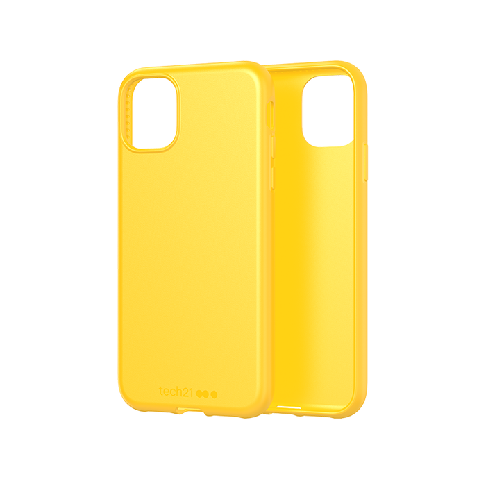 Tech21 Studio Colour Yellow保護殻 - iPhone 11 / Pro / Pro Max專用