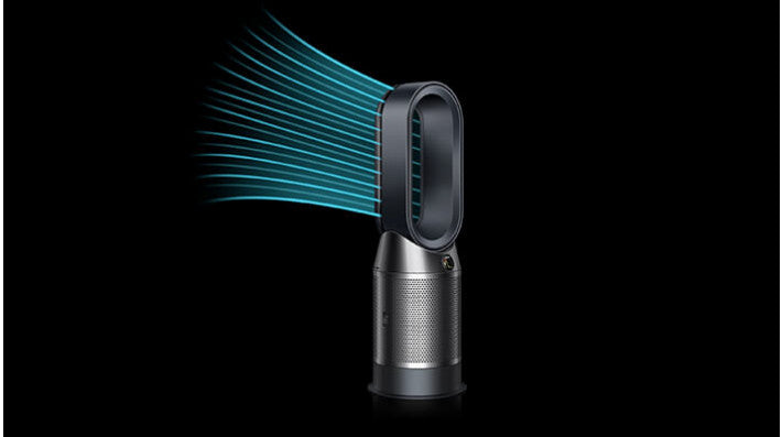 Dyson Pure Hot+Cool™ 三合一風扇暖風空氣清新機 HP04 黑鋼色