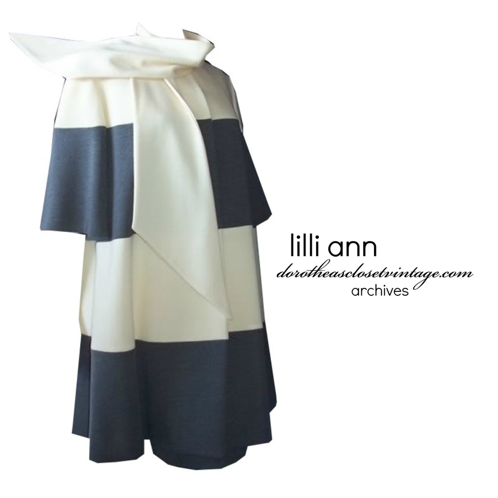 Very Chic, Very Lilli Ann....Archived