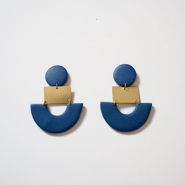 Maisie Polymer Clay Earrings