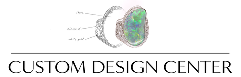 Custom Jewelry Design Dallas