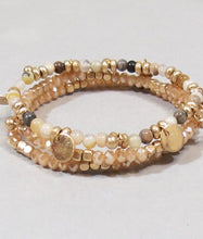 Load image into Gallery viewer, Beaded Bracelet Set