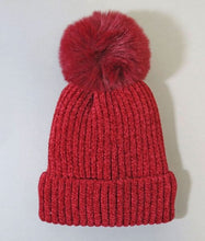 Load image into Gallery viewer, Chenille Beanie