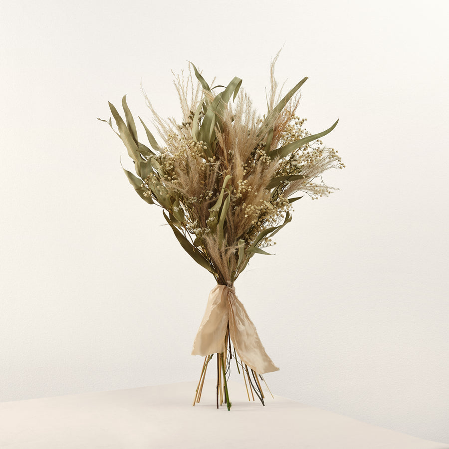 natural eucalyptus dried bouquet Dubai