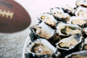 The Super Bowl by Oysters & Caviar