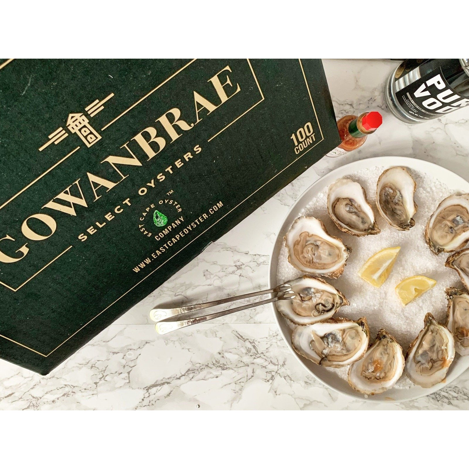 Gowanbrae Oysters - Medium