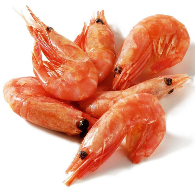 Frozen Nordic Shrimp from Rimouski