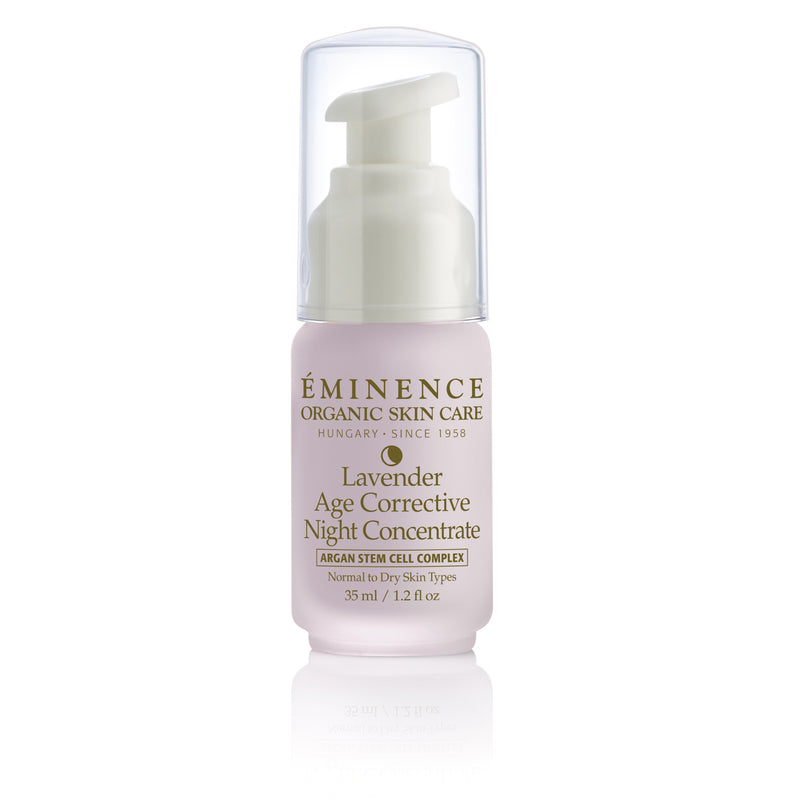 Eminence Organics Lavender Age Corrective Night Concentrate