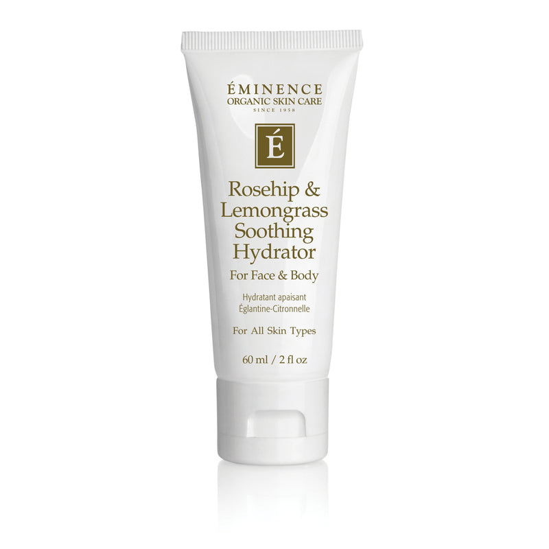 Eminence Organics Rosehip & Lemongrass Soothing Hydrator for Face & Body