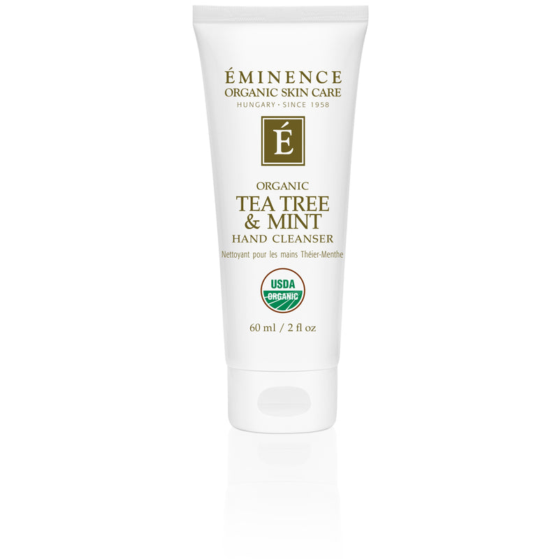 Eminence Organics Tea Tree & Mint Hand Cleanser