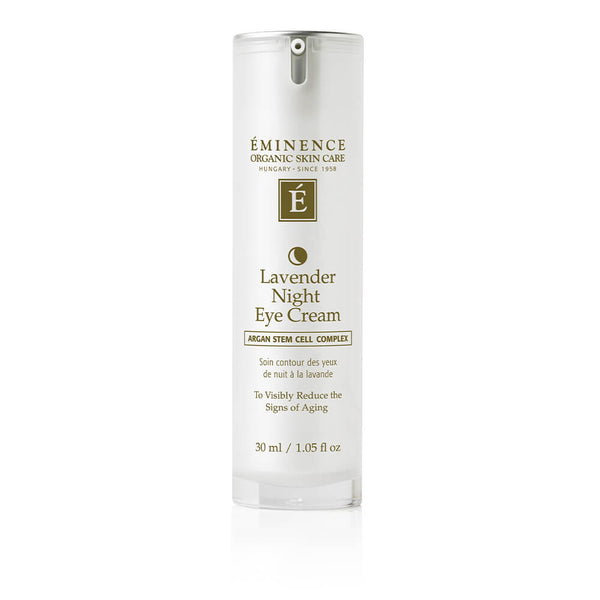 Eminence Organics Lavender Age Corrective Night Eye Cream