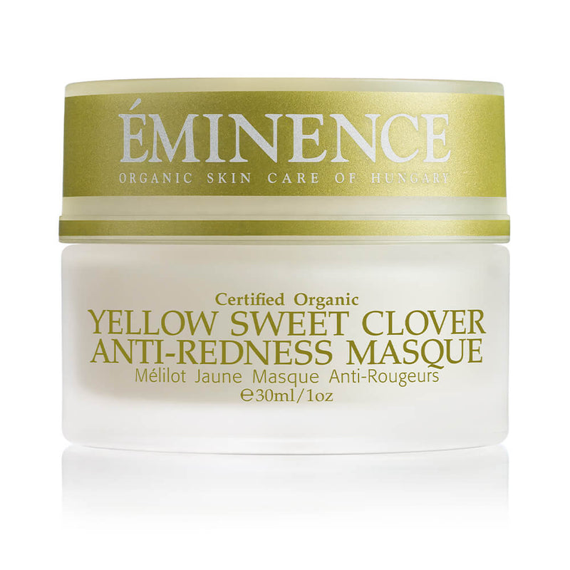 Eminence Organics Yellow Sweet Clover Anti-Redness Masque