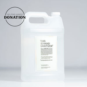 Your 1 gallon donation