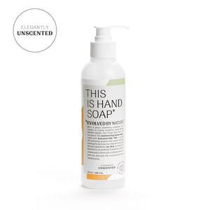 Hand Soap (elegantly unscented)