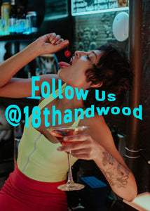 Follow Us @18thandwood