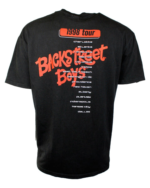 Vintage 1998 Backstreet Boys Tour Tee