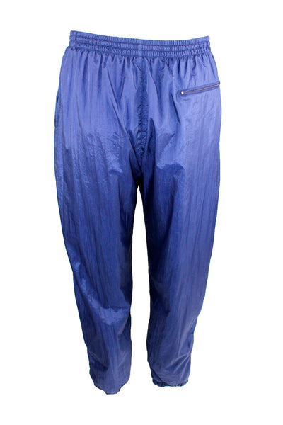 Vintage Navy Wilson Windbreaker Pants