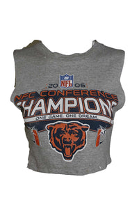 Reworked Chicago Bears NFC Conference Tank Top