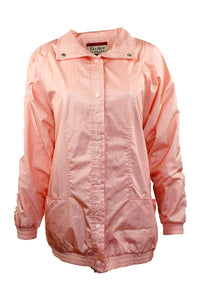 Vintage Peach Tudor Windbreaker