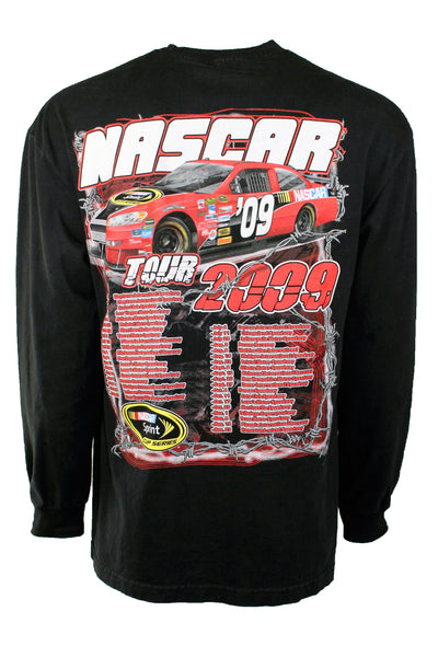 Vintage Long Sleeve NASCAR Tour Tee