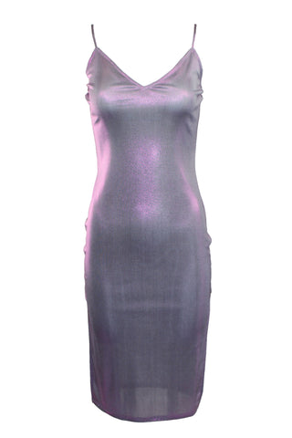 Pershing Purple Dress