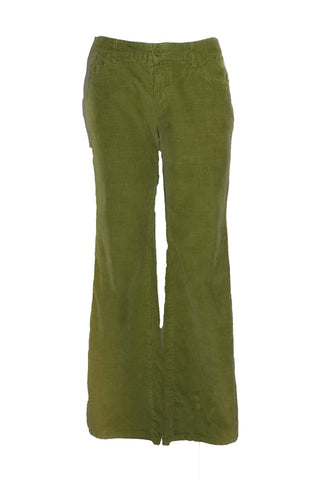 Vintage Talbots Light Green Corduroy Pants