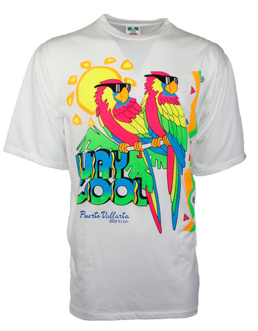 Vintage Tropical MX Tee