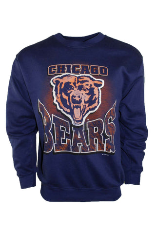 Vintage 1993 NFL Team Rated Chicago Bears Crewneck