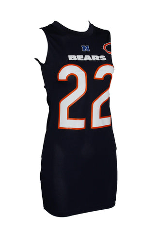 Reworked Chicago Bears Jersey Dress