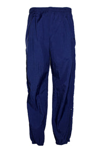 Vintage Nike Navy Blue Windbreaker Pants