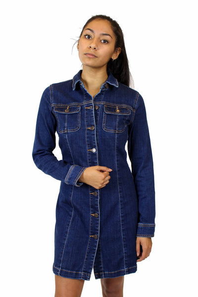 Kedzie Denim Dress