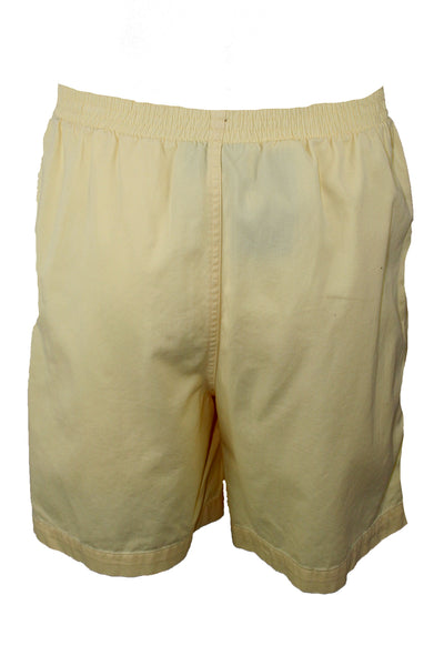 Vintage Pale Yellow Shorts