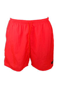 Vintage NWT Deadstock Neon Orange Pipeline Shorts
