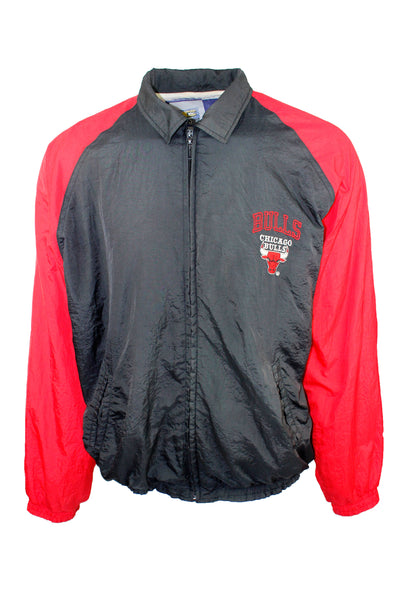 Vintage Chicago Bulls Windbreaker