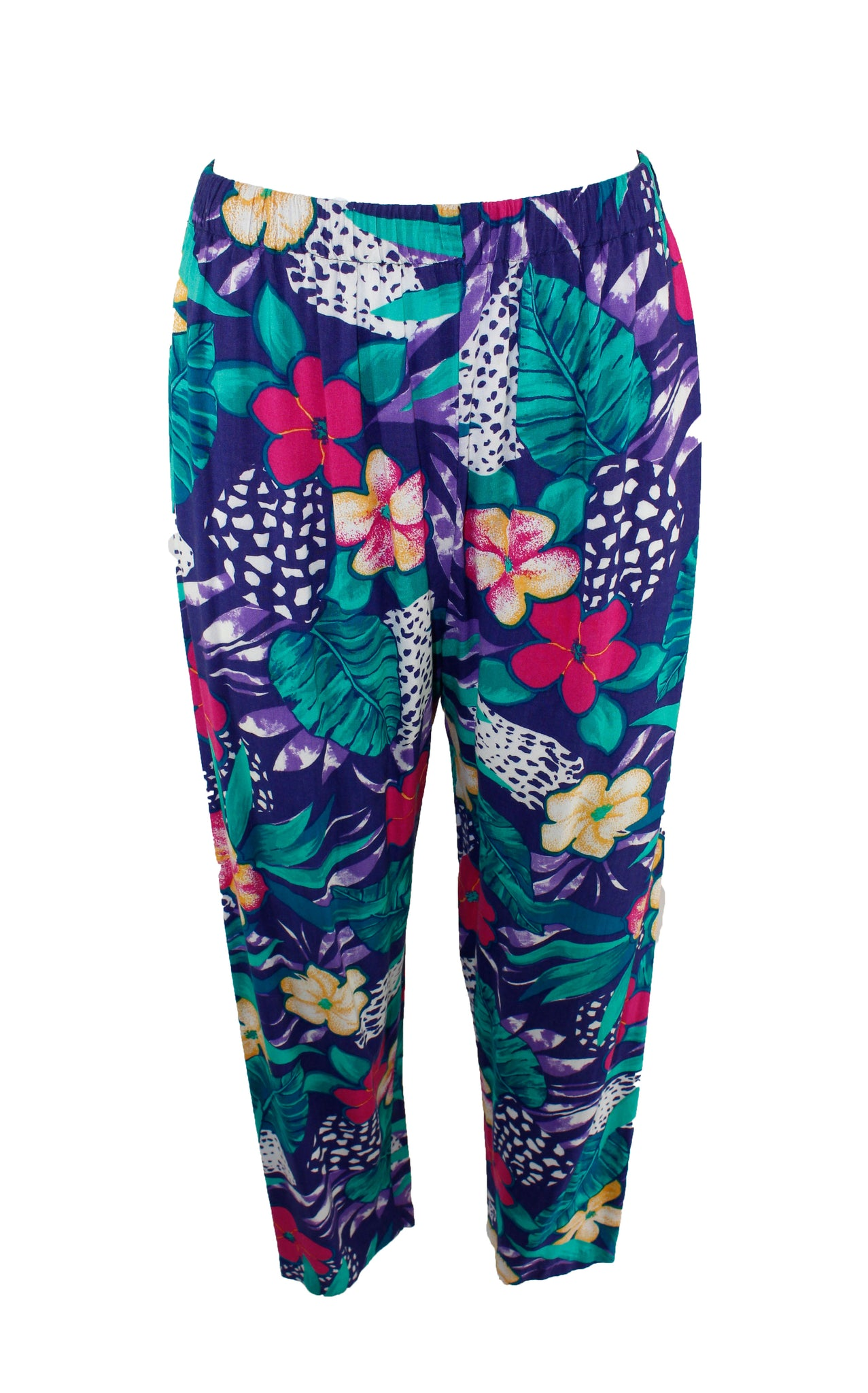 Vintage Tropical Pants