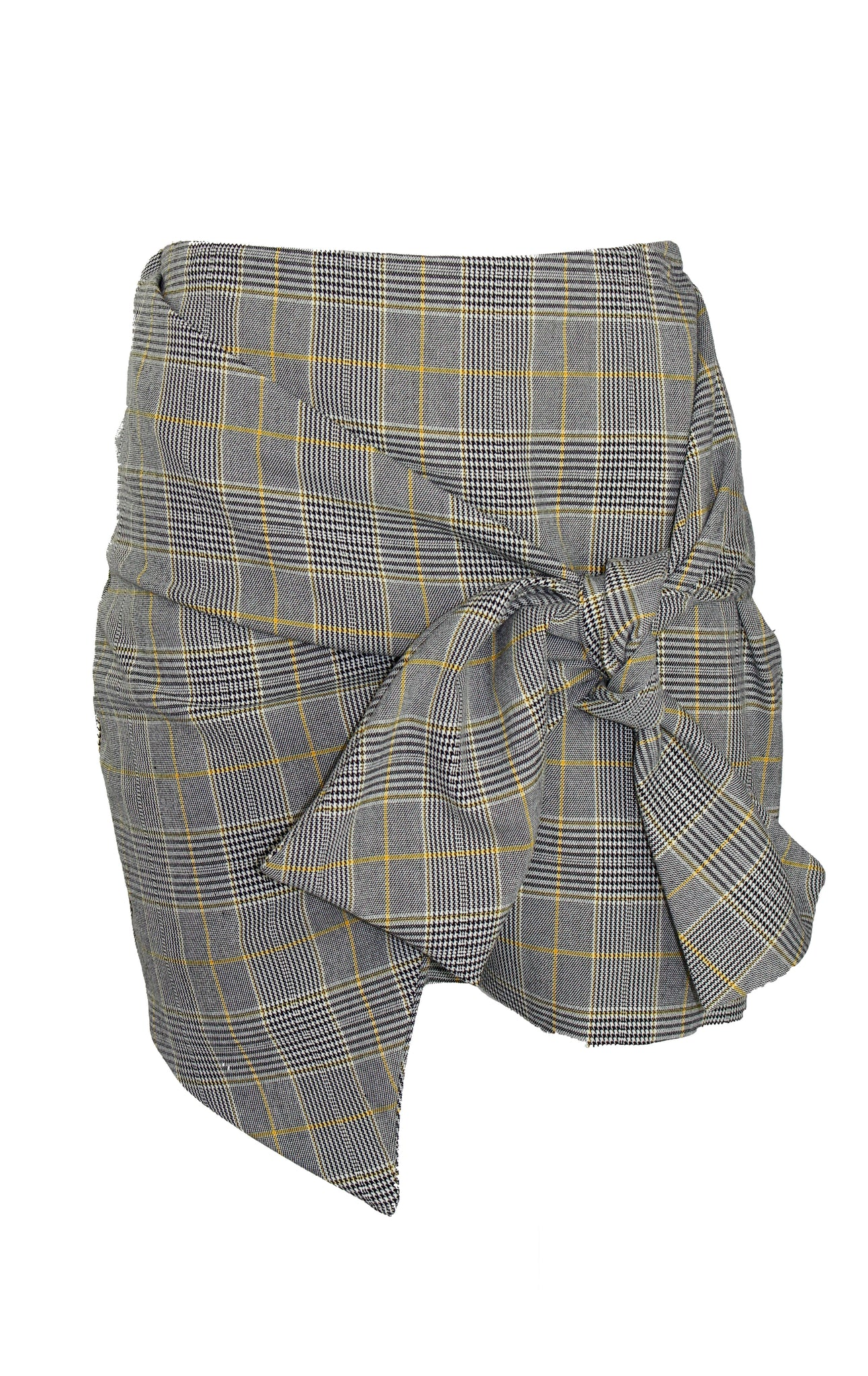 Pulaski Plaid Skirt