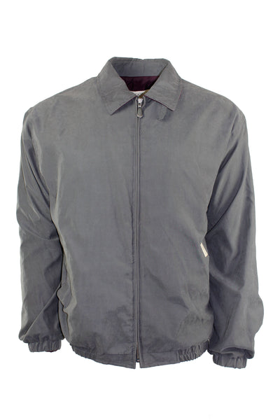 Vintage Grey Grandpa Jacket