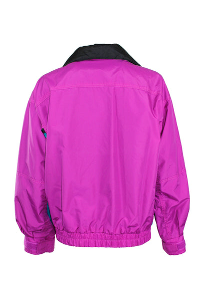 Vintage Columbia Purple Windbreaker