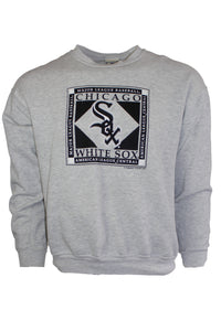 Vintage Grey Chicago White Sox Crewneck