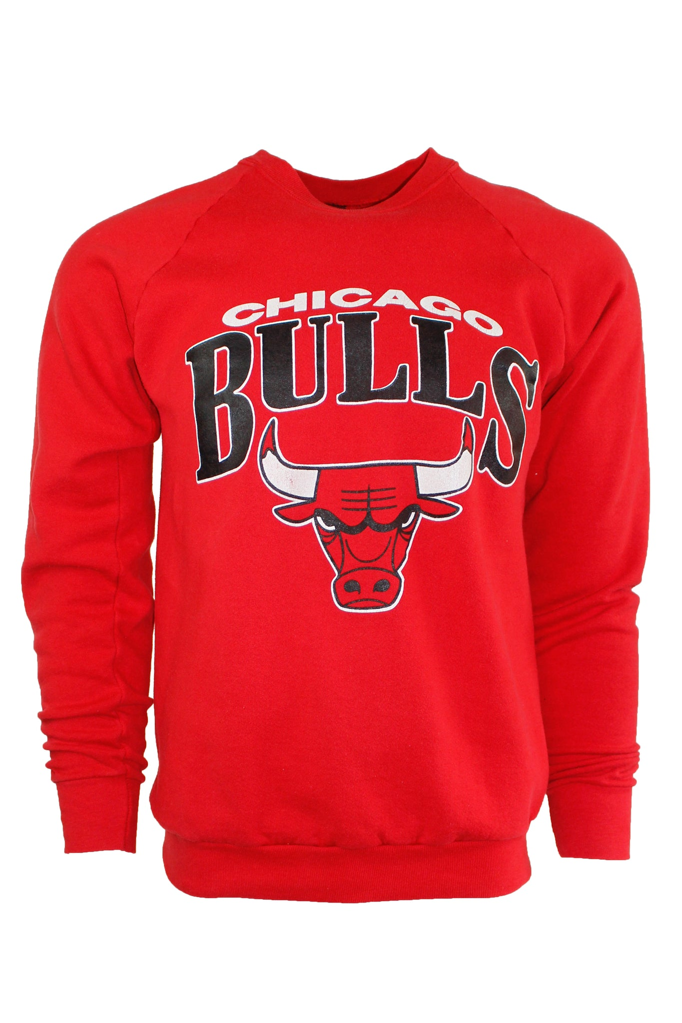 Vintage Chicago Bulls Red Crewneck