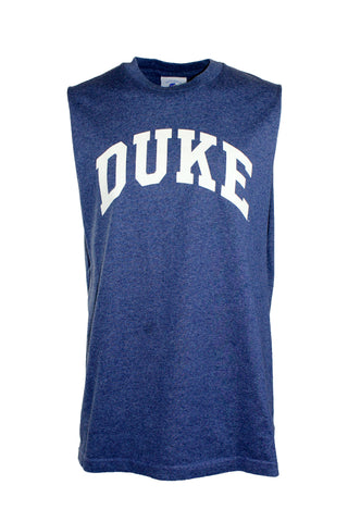 Reworked Vintage Duke University Sleeveless Tee