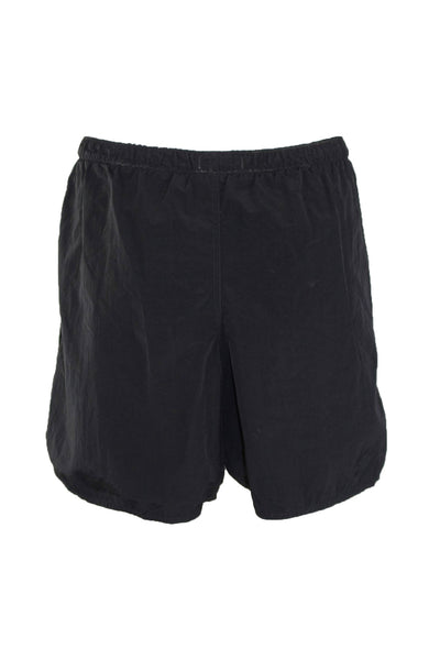 Vintage Black Army Shorts