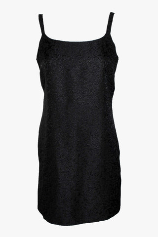 Vintage United Colors of Benetton Lil Black Dress