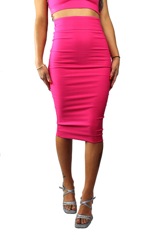 Polk Pencil Skirt