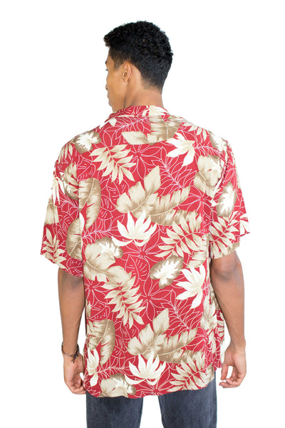 Vintage Hawaiian Christmas Shirt