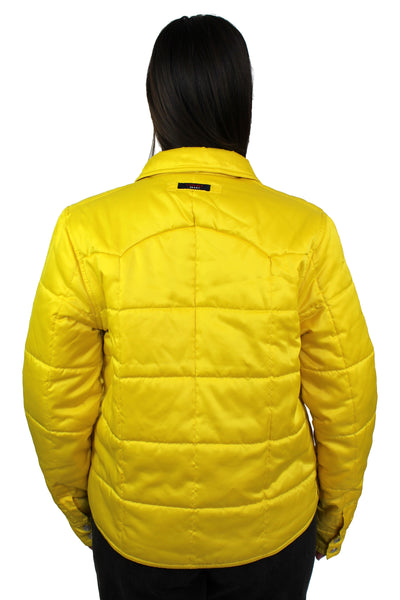 Vintage Yellow Tommy Jacket